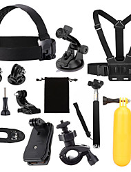 Gopro AccessoriesProtective Case / Monopod / Tripod / Gopro Case/Bags / Screw / Buoy / Suction Cup / Straps / Clip / Hand Grips/Finger