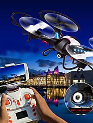 la nouvelle 668-A8 avion télécommande édition aérienne aérienne 200w quadrocopters
