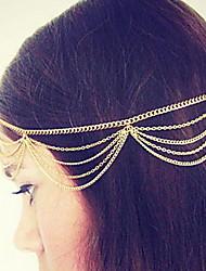 Hochzeit / Party / Alltag / Normal / Sport / N/A - Stirnbänder ( Aleación )