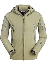 Outdoor Men's / Unisex Tops / Jacket / Hoodie / Winter JacketCamping & Hiking / Hunting / Fishing / Climbing / Leisure Sports /