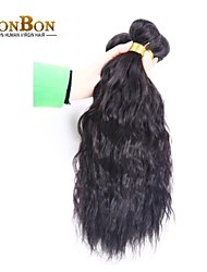 "8""-30""Brazilian 1Bundle Virgin Human Hair Weaving Natural Wave"