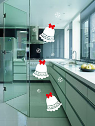Window Stickers Window Decals Style Christmas Decorations Window Glass Decoration PVC Window stickers