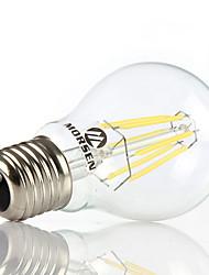 MORSEN®1pcs 6W A60 E27 Led Filament Bulb Clear Grass Edison Light Bulbs Indoor led Lighting 110/240V Filament Lamp