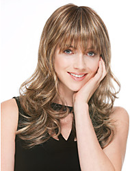 Blonde Color Wigs White Women European Synthetic Black Women Wigs