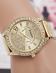 Time Women fashion steel band watch