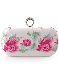 L.WEST®  Women's  Event/Party / Wedding / Evening Bag The Embroidery Delicate Handbag