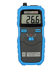 BSIDE BTM01 K Type Thermal Couple Two Chanel Temprature Meter With 0.1 Degree Solution