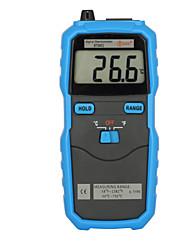 bside btm01 casal térmica tipo k dois chanel metros temprature com uma solução de 0,1 graus