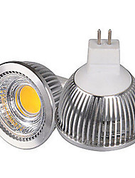 3W MR16 250LM Warm/Cool White Light LED COB Spot Lights(12V)