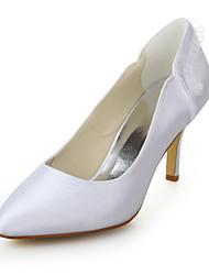 Women's Wedding Shoes Heels Heels Wedding Ivory / White
