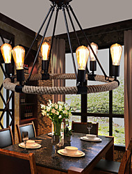 Chandeliers / Pendant Lights Mini Style Rustic/Lodge / Tiffany Living Room / Study Room/Office / Game Room Metal