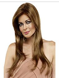 Charming Long Wavy Synthetic Bang Hair Wigs