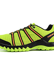 Men's Water Shoes Shoes Tulle Green