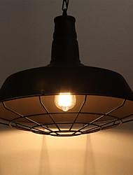 MAISHANG® Retro Pendant Lamp 1 Light Old Metal Materila Shade For  Coffee Shop And Dinning Room