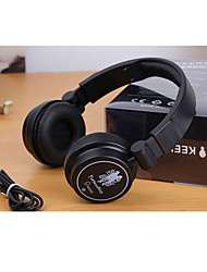 KEEKA KE-600 Stylish Stereo Headphone for iPhone and Other Phones