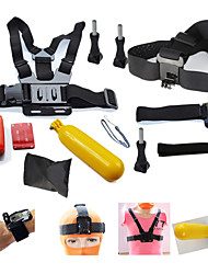 Case/Bags Straps Mount / Holder Waterproof Floating ForAll Gopro Xiaomi Camera Gopro 5 Gopro 4 Gopro 4 Session Gopro 3 Gopro 3+ Gopro 2