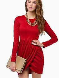 Women's Slim Dress (polyester)