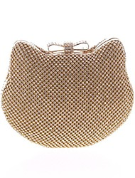 L.WEST®  Women's  Event/Party / Wedding / Evening Bag The Diamonds Delicate Handbag