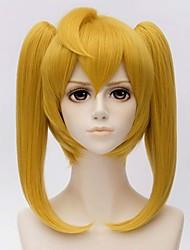 Mato comprar anime serafim do personagem Mitsuba final sanguu 30 centímetros peruca curta perucas cosplay de ouro peruca