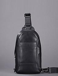 Bolsa de Cintura - Masculino - Casual / Ao Ar Livre - Couro de Gado - Colorido