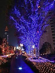 Lumière de Noël net des filets étanches barres cascade de scintillement décoration des noces de lampes étanches lumière 3 * 2m 110v