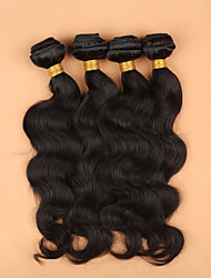 Slove Hair Products Mongolian Body Wave Virgin Hair 100% Unprocessed Human Hair Extension Good Quality Tangle Free