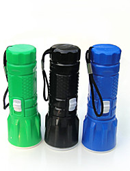 Portable Mini Size LED Flashlight Emergency Flashlight Random Color