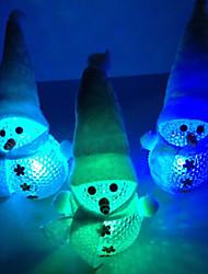 2015 Verkauf von elektronischen LED-Weihnachtsschneemann-