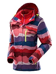 Outdoor Women's Tops / Jacket / Ski/Snowboard Jackets / 3-in-1 Jackets / Woman's Jacket / Winter JacketCamping & Hiking / Hunting /