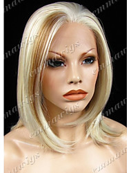 Hot Sale Lace Wig Hand Tied Lace Front Wig on Sale EMMA Wigs the Best Wigs Store Blond Wig Layerd Wig