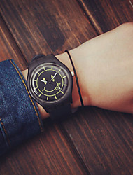 Unisex Silicone Band Lovely Smile Candy Colors Analog Quartz Wrist Watch Women Watch Student Watch(Assorted Colors) Cool Watches Unique Watches