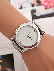 watch cintura in acciaio quarzo analogico farfalla del diamante di modo delle donne (colori assortiti)