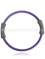 exercice cerceau plastique violet