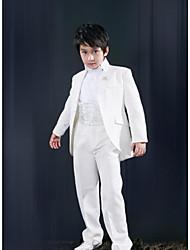Poliéster Vestido de Padrino - 5 Piezas Incluye Chaqueta / Camisas / Pantalones / Faja / Lazo