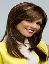 Charming  Lady Women Wig Hot Selling Syntheic Wave Wigs Extensions