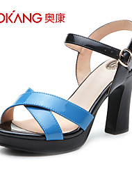 Aokang® Women's Leatherette Sandals - 132811246