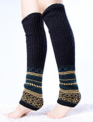 Women's Winter Gaiters Wool Pile Pile Of Leg Warmers