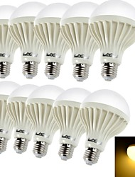 Ampoules Globe LED Décorative Blanc Chaud YouOKLight 10 pièces B E26/E27 5W 9 SMD 5630 450 LM AC 100-240 V