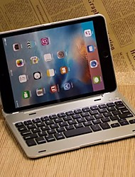 PC ultra slim caso de teclado Bluetooth para iPad mini 4