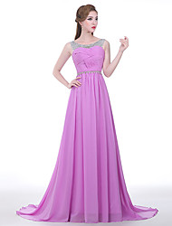 Formal Evening Dress -Orange /Blushing Pink/Fuchsia/Ruby/Burgundy/Grape/Dark Navy/Clover/ Dark Green/Watermelon