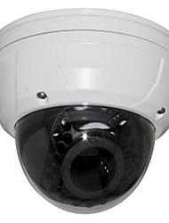 GREAT  IR Dome IP Camera with Vandal Proof and VF Lens