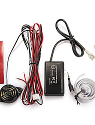 Mouse over image to zoomDetails about  Electromagnetic Car Parking Reversing Reverse Backup Radar Antenna Buzzer Alarm
