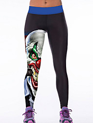Women's 3D Print High Waist Womens Sport Yoga Pants