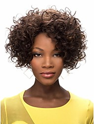 Hot Sale femmes dame synthétique extensions perruque afro perruque