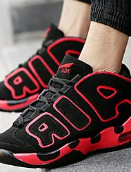 Zapatos Fútbol Sintético Negro / Rojo Mujer