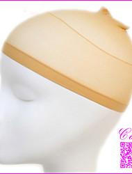 1pcs Unisex elastic wig caps for making wigs glueless hair net Wig Liner Cap Snood Nylon Stretch Mesh