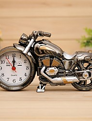 RT Motorcycle Alarm Clock Desktop Furnishing Articles