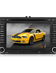 VW GOLF 5 6 PASSAT CC TIGUAN 2 Din Car DVD Player for  Quad Core CPU Android 4.2 OS 3G Internet messaging function call