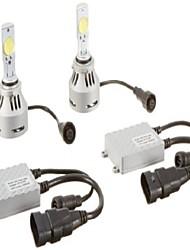 Great Lightness Demo High Low Beam LED Headlight 70W Car LED Headlight Super Bright