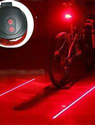Sykkellykter , Baklys / Andre / Lanterner & Telt Lamper / sikkerhet lys / Sykkellykter - 3 Modus 400 LumensNedslags Resistent / Lett å